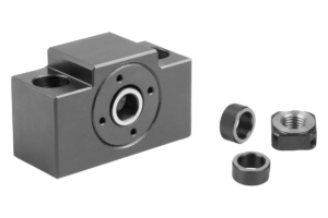 Fixed bearing units block version, Form A