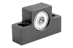 Floating bearing units block version, Form B