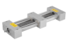 Double tube linear actuator