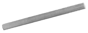 Threaded rods steel and stainless steel DIN 976-1