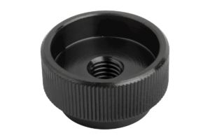Knurled nuts, steel and stainless steel DIN 6303 Form A, without pinhole