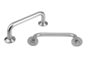 Pull handles stainless steel, Form B