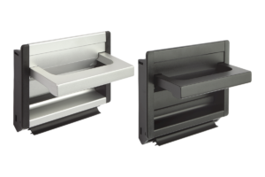 Recessed handles fold-down, Form A