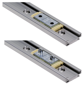 Low profile linear guide systems DryLin® N Guide rails