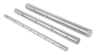 Precision guide shafts with fastening holes