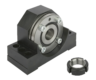 Fixed bearing units