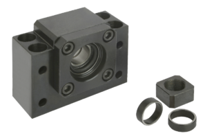Fixed bearing units block version