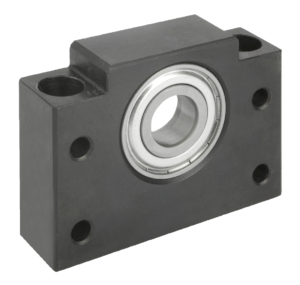 Floating bearing units block version
