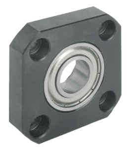 Floating bearing units flange version