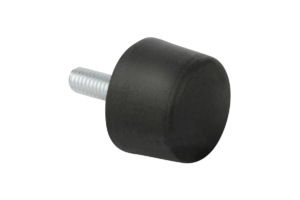 Rubber buffers, conical