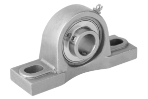 Pillow block bearing pedestal type MUCP stainless steel