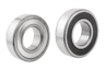 Deep groove ball bearing FAG single row