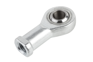 Rod ends with plain bearing internal thread