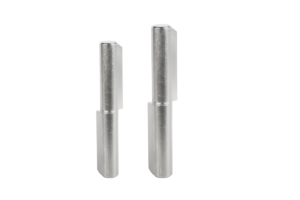 Hinges weldable, stainless steel