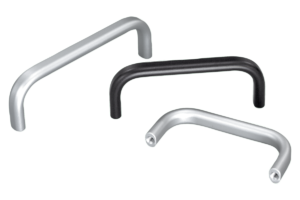Pull handles oval