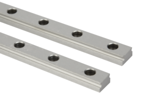 Miniature profile guide rails stainless steel