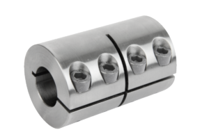 Rigid couplings one-piece