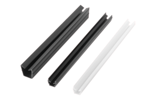 Cover and adapter profiles Type B and Type I