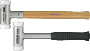 Supercraft soft faced hammer recoilless