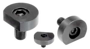 Fixture clamps machinable