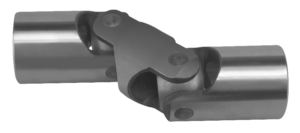 Universal joints double with plain bearing, robust version DIN 808