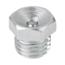 Grease nipples flush type DIN 3405, Form A, straight