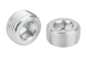 Screw plugs with hexagon socket DIN 906, tapered thread