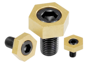 Cam screws with hexagon washer