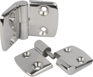 Hinges lift-off stainless steel