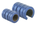 Linear plain bearings, open