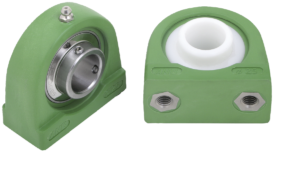 Pillow block bearing pedestal type