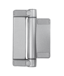 Security hinge switch, additional hinge