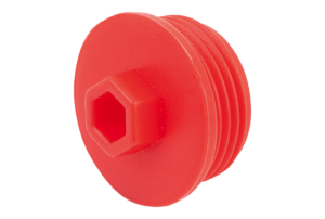 SCREW PLUG WITHOUT VENT, D=25,2, G1/2,