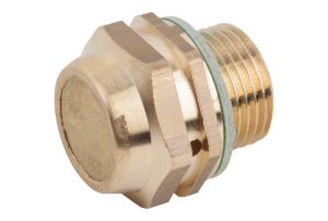 VENT SCREW CHECK VALVE D1=G1/4 BRASS,