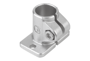 TUBE CLAMP W. FOOT M=30 G=50 L=37,