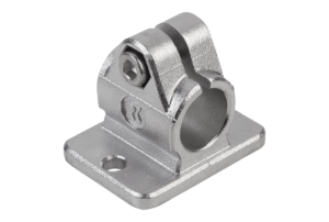 TUBE CLAMP WITH FLANGE M=50 G=37