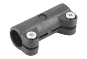 TUBE CLAMP STRAIGHT L=95 THERMOPLASTIC,