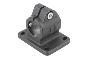 TUBE CLAMP WITH FLANGE FOR LINEAR