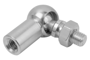 ANGLE JOINT DIN71802 RIGHT-HAND THREAD