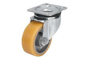 SWIVEL CASTOR WITHOUT LOCKING SYSTEM